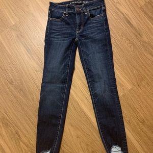 Brand New American Eagle Skinny Jeans